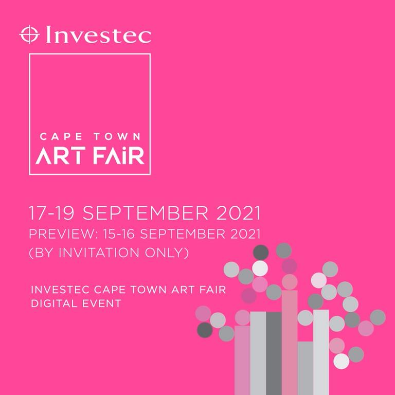 Investec Cape Town Art Fair: Digital Event
