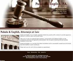 Puhala-English