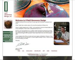 O'neill Stoneware Designs