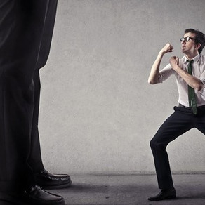 The Rise of the Independent Consultancy : David vs Goliath