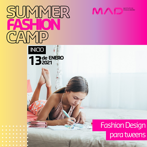 Fashion Design para tweens