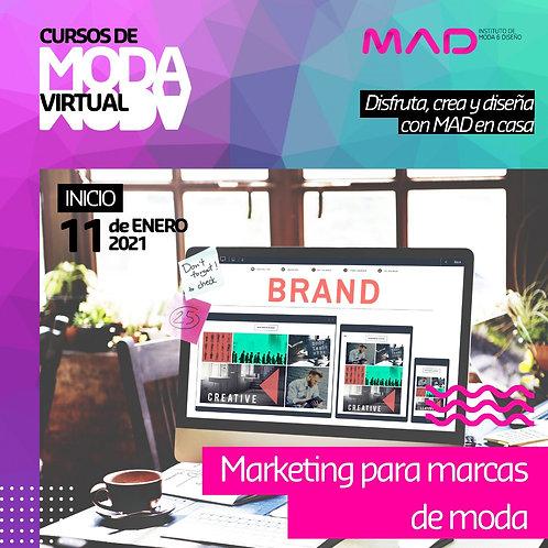 Marketing de marcas de moda