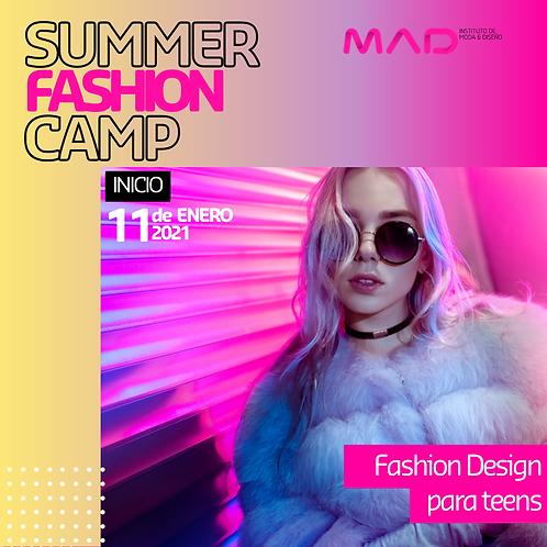Fashion Design para teens