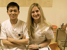 Dr Tang , Middlesex university acupuncture clinic