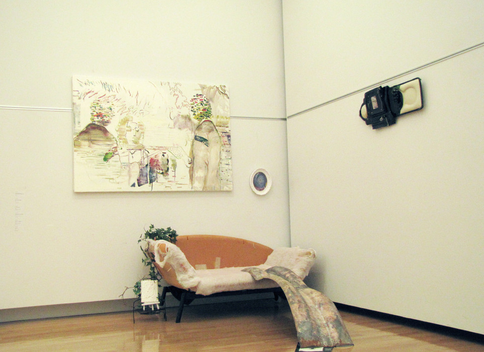 Installation view : MATIM-4th contact - Livi'n on a Player - ​賭博者の生活