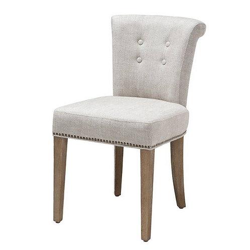 Kėdė, medžiaginė, medinė