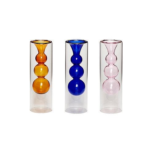 Vazos, stiklinės 3vnt.