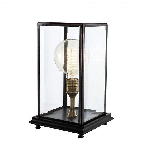 Stalinis šviestuvas, stiklinis, metalinis