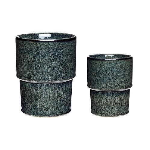 Vazonai, keramikiniai 2vnt.