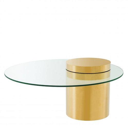 Staliukas, metalinis, stiklinis auksinis/ sidabrinis