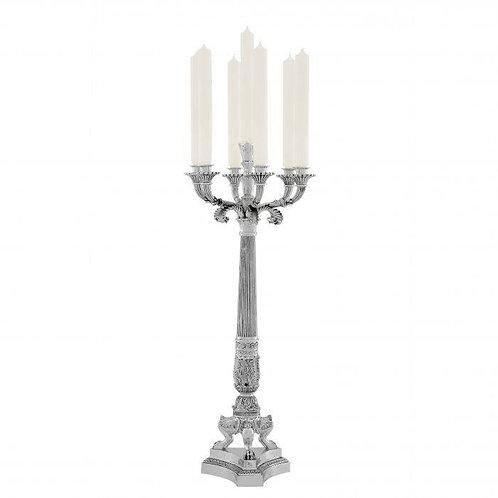 Žvakidė, sidabrinė