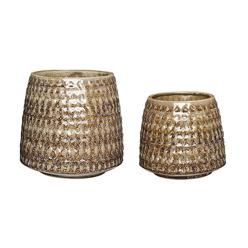 Vazonai, keramikiniai