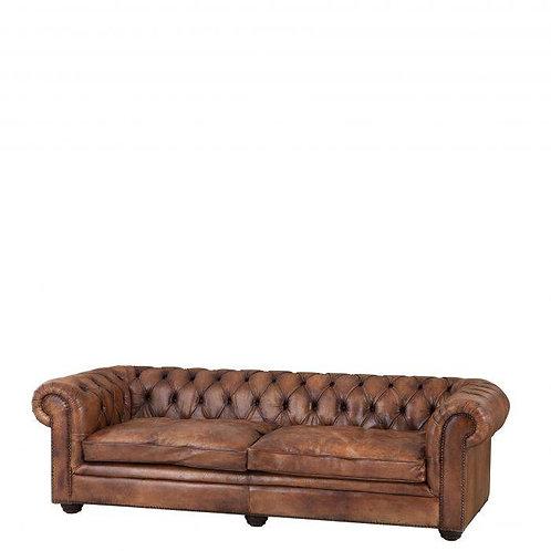 Sofa, odinė