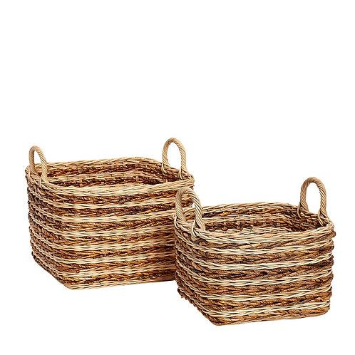 Krepšys iš ratano