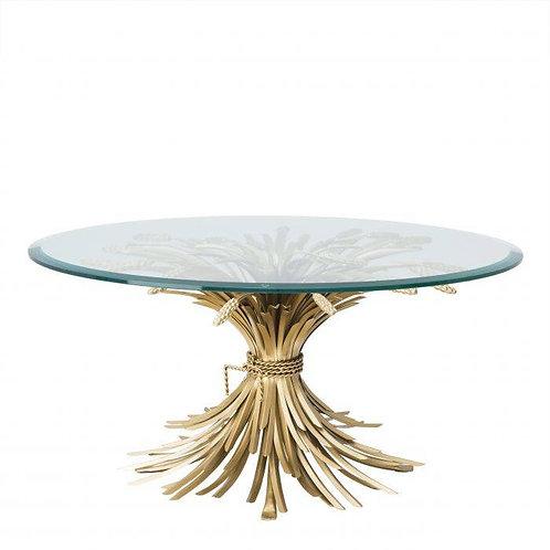 Staliukas, metalinis, stiklinis, auksinis