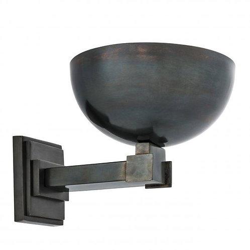 Pakabinamas šviestuvas, bronzinis