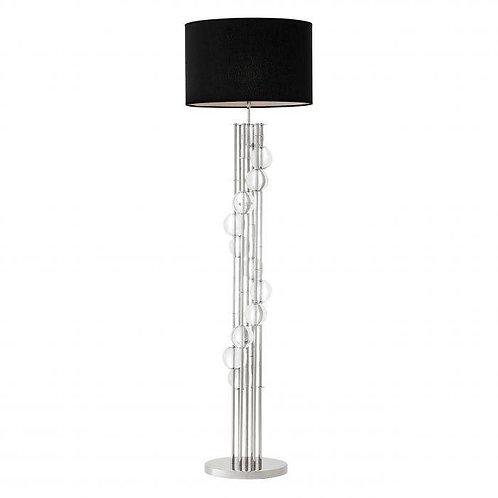 Pastatomas šviestuvas, varinis, stiklinis su gaubtu