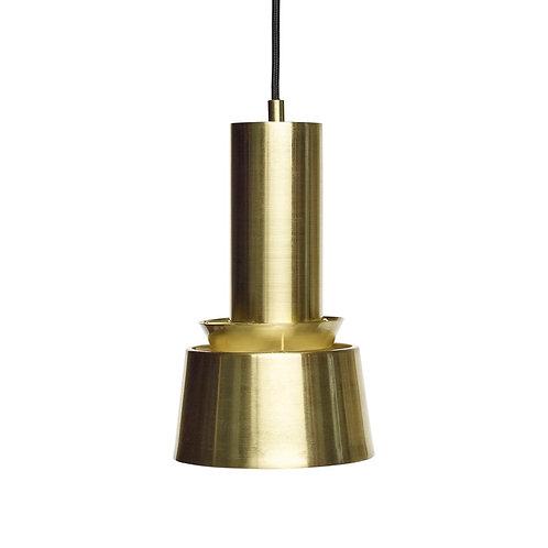 Pakabinamas šviestuvas, metalinis, žalvarinis