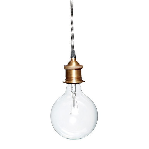 Pakabinamas šviestuvas,žalvarinis