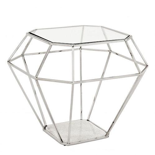 Staliukas, metalinis, stiklinis, marmurinis