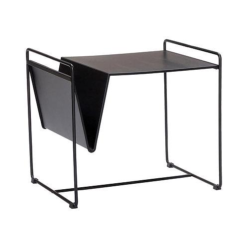 Stalas, metalinis, juodas