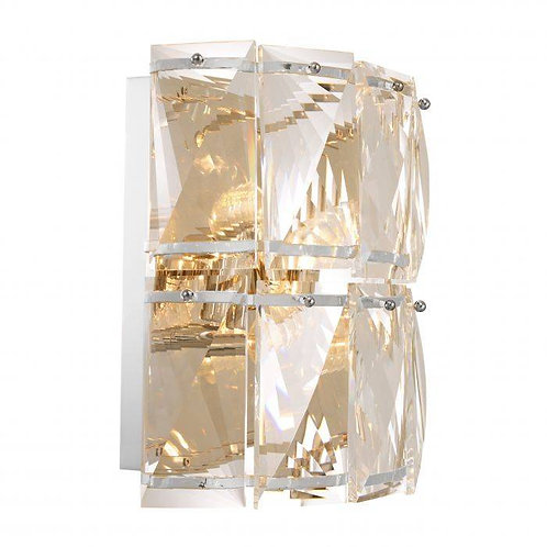 Pakabinamas šviestuvas, varinis, stiklinis