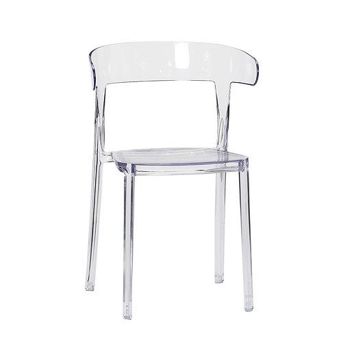 Kėdė, plastikinė