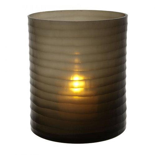 Žvakidė, stiklinė