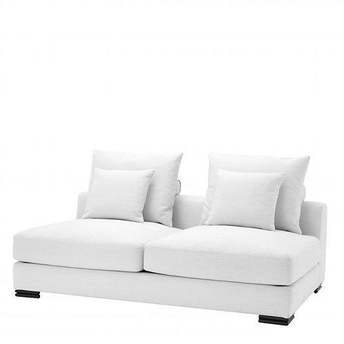 Sofa, medžiaginė, metalinė