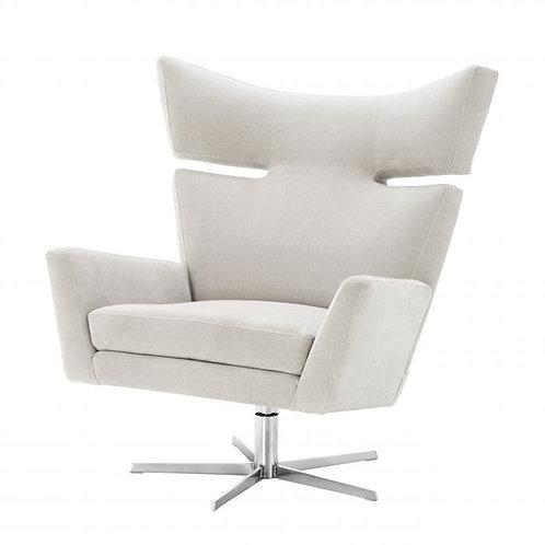 Kėdė, medžiaginė, metalinė