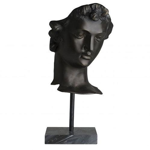 Statulėlė, bronzinė, marmurinė