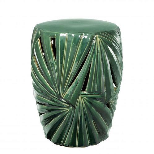Staliukas, keramikinis, žalias