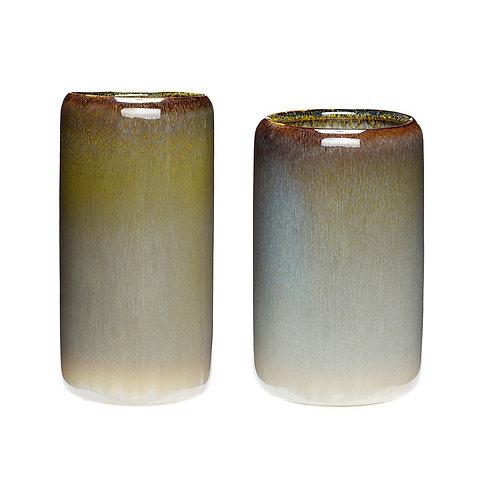 Vazos, keramikinės 2vnt.