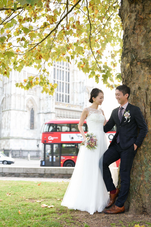 London Photo Wedding