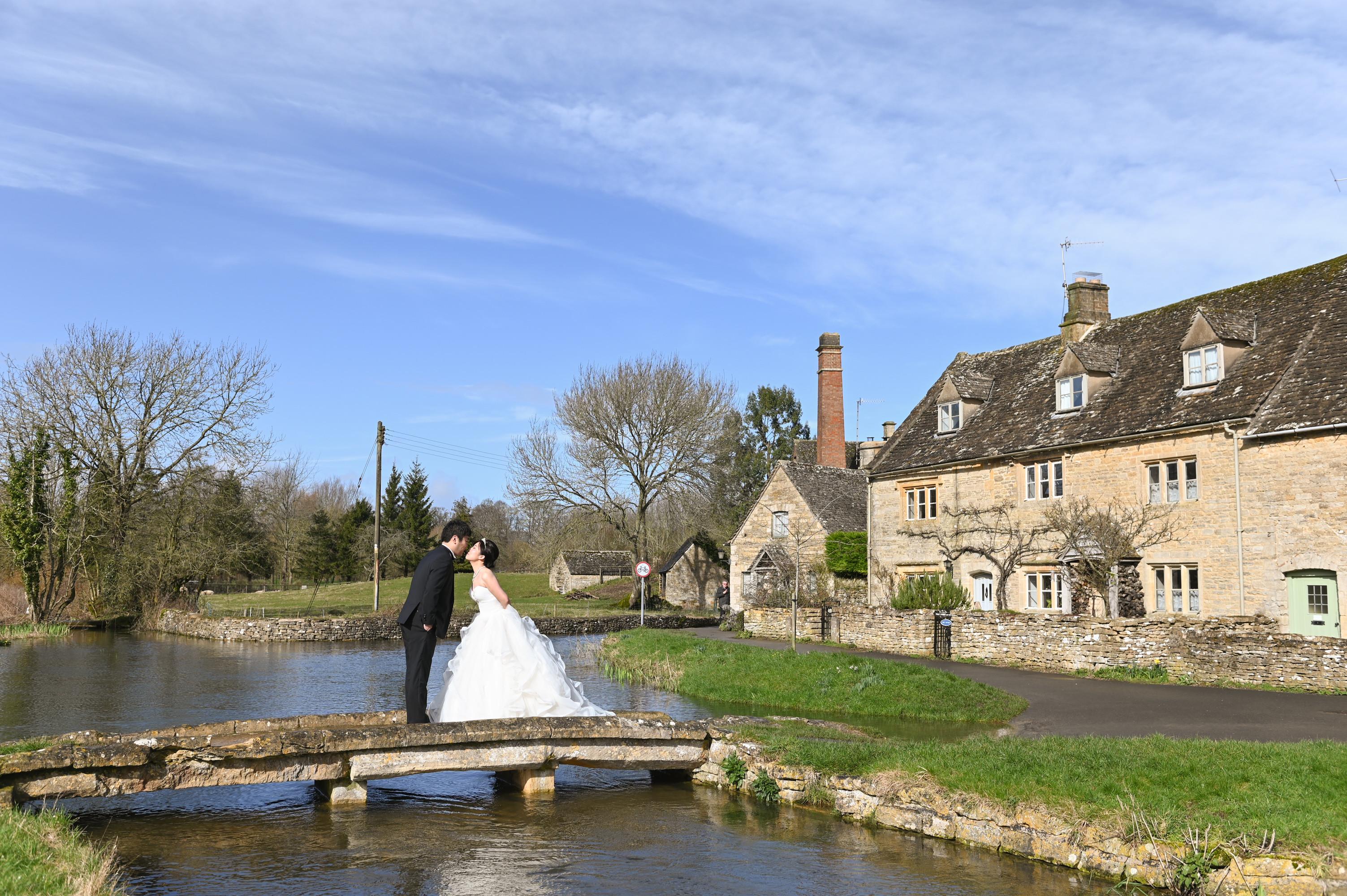 Cotswolds Photo Wedding