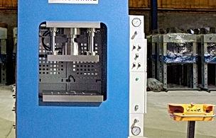 Prensa hidráulica RM-80 E