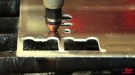 5 mm em Aluminio 45 Amps