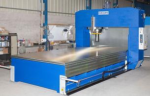 Prensa hidráulica TL 400/600