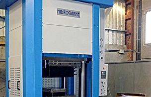Prensa hidráulica MV-600 E