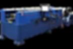 Máquina para marcos de silenciadores e filtros