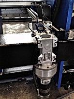 Viradeiras CNC Bima - Motor