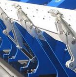 Viradeiras CNC Bima - Braços Hidráulicos