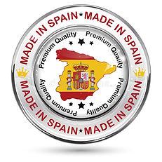 Fabricado em Espanha Qualidade Premium.j