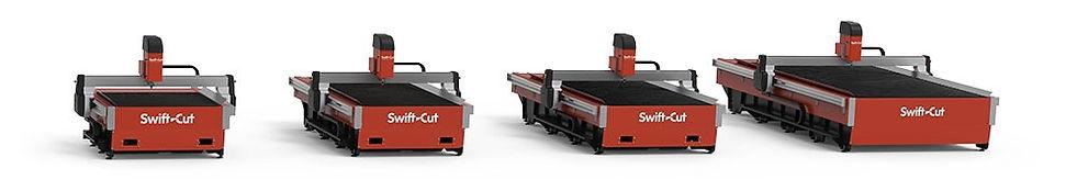 Gamas de Mesas de plasma Swift Cut model