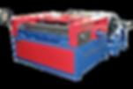 Máquina de fabrico de tubo quadrado e retangular mod I-Fold