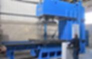 Prensa Hidráulica MV-250 E