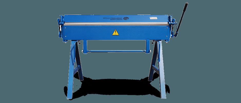 Viradeira manual ZGR-1400/2.0