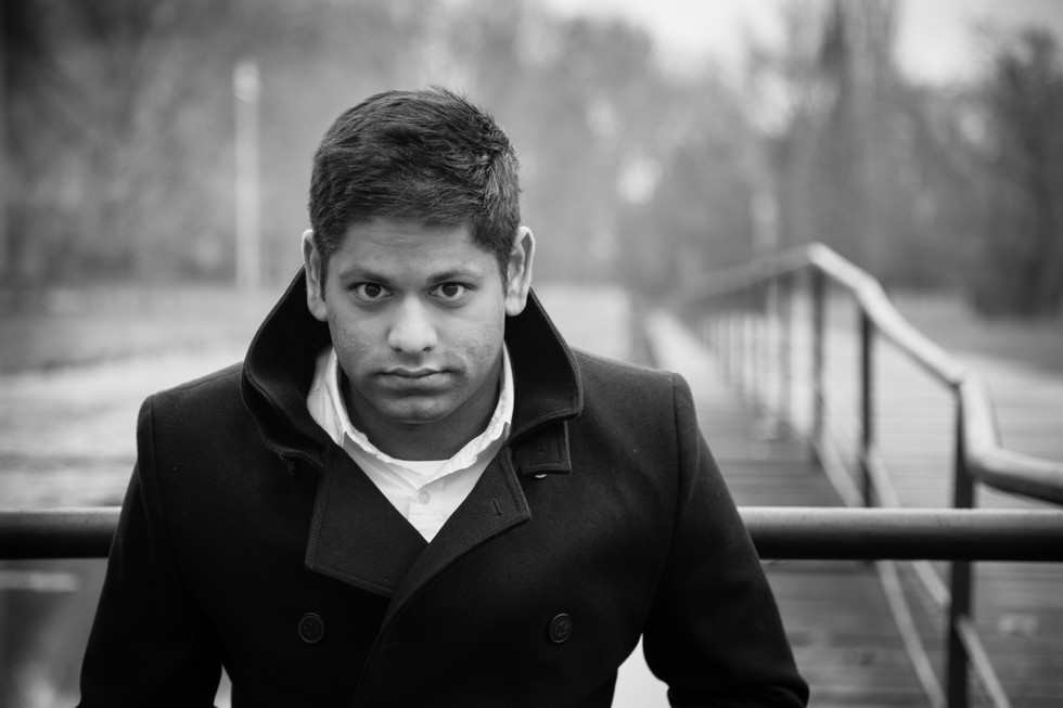 Alpesh makes his debut with the Kitchener-Waterloo Symphony Orchestra