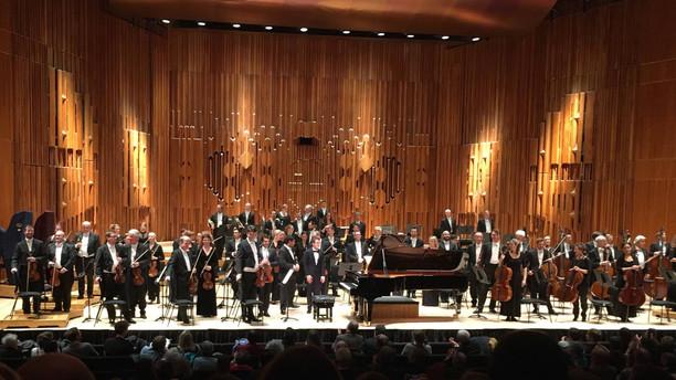 Alpesh makes London Symphony Orchestra debut