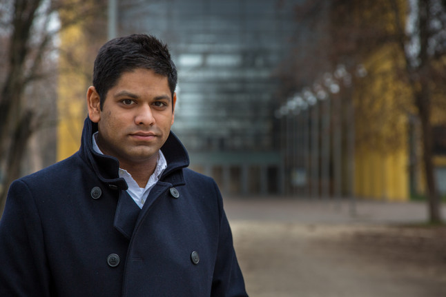 Alpesh will conduct the BBC SSO's first concerts of the 2019-20 Season